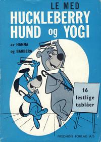Cover Thumbnail for Huckleberry Hund og Yogi (Fredhøis forlag, 1963 series)