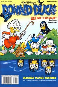 Cover Thumbnail for Donald Duck & Co (Hjemmet / Egmont, 1997 series) #49/2010