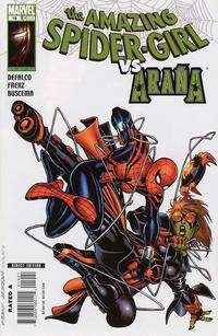 Cover Thumbnail for Amazing Spider-Girl (Marvel, 2006 series) #19 [Skrull Variant]