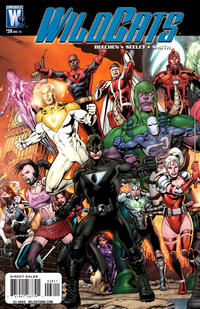 Cover Thumbnail for Wildcats (DC, 2008 series) #28 [Standard Cover]