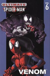 Cover Thumbnail for Ultimate Spider-Man (Marvel, 2002 series) #6 - Venom