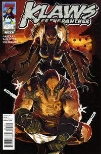 Cover Thumbnail for Klaws of the Panther (Marvel, 2010 series) #2