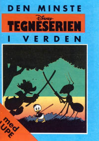 Cover Thumbnail for Den minste Disney-tegneserien i verden (Hjemmet / Egmont, 1999 series)
