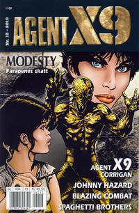Cover Thumbnail for Agent X9 (Hjemmet / Egmont, 1998 series) #13/2010