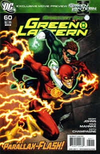 Cover Thumbnail for Green Lantern (DC, 2005 series) #60 [Standard Cover]