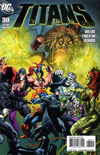 Cover Thumbnail for Titans (DC, 2008 series) #30