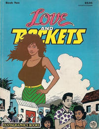 Cover Thumbnail for The Complete Love & Rockets (Fantagraphics, 1985 series) #2 [First Edition]