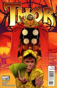 Cover Thumbnail for Thor (Marvel, 2007 series) #617