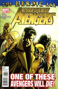 Cover Thumbnail for New Avengers (Marvel, 2010 series) #6