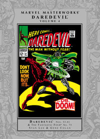 Cover Thumbnail for Marvel Masterworks: Daredevil (Marvel, 2003 series) #4 [Regular Edition]