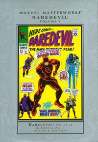 Cover Thumbnail for Marvel Masterworks: Daredevil (Marvel, 2003 series) #3 [Regular Edition]
