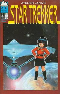 Cover Thumbnail for Star Trekker II (Antarctic Press, 1992 series) #2