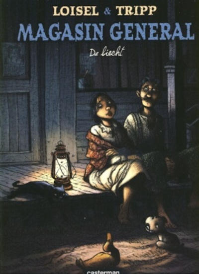 Cover for Magasin general (Casterman, 2006 series) #4