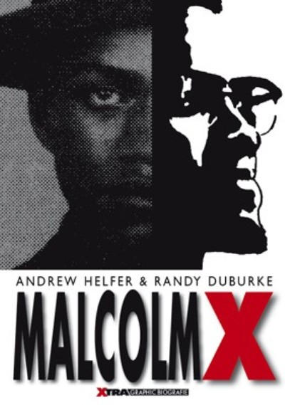 Cover for Malcolm X (XTRA, 2010 series)