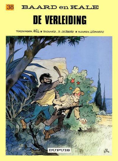 Cover for Baard en Kale (Dupuis, 1954 series) #38