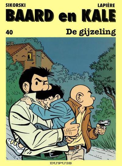 Cover for Baard en Kale (Dupuis, 1954 series) #40