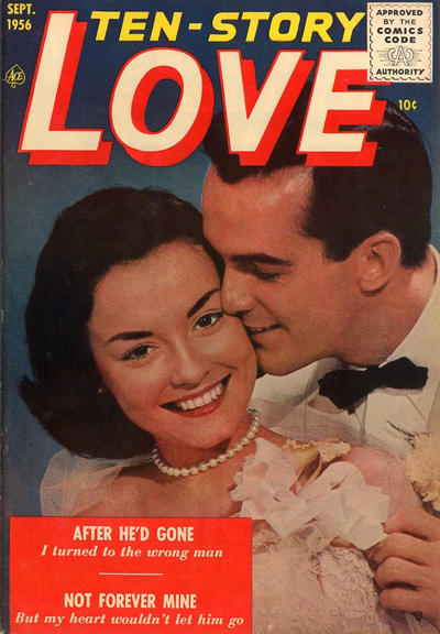 Cover for Ten-Story Love (Ace Magazines, 1951 series) #v36#5 / 210