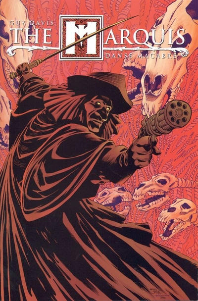 Cover for The Marquis: Danse Macabre (Oni Press, 2000 series) #5