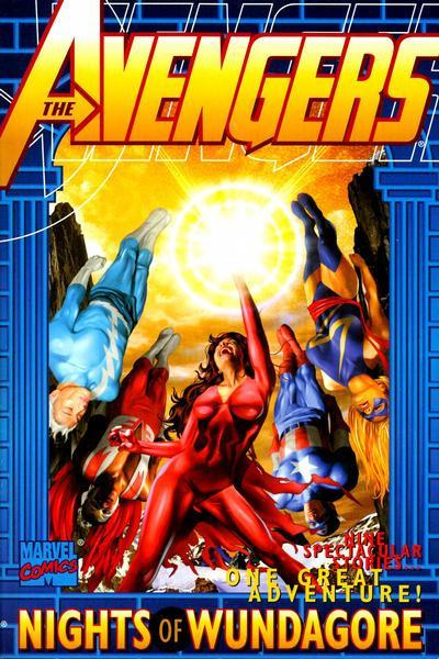 Cover for Backpack Marvels: Avengers (Marvel, 2001 series) #1