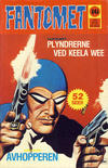 Cover for Fantomet (Nordisk Forlag, 1973 series) #16/1976