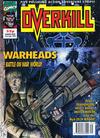 Cover for Overkill (Marvel UK, 1992 series) #8