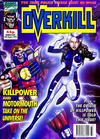 Cover for Overkill (Marvel UK, 1992 series) #9