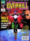 Cover for Overkill (Marvel UK, 1992 series) #10