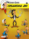 Cover for Lucky Luke (Hjemmet / Egmont, 1991 series) #65 - Oklahoma Jim