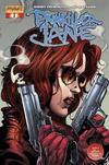 Cover Thumbnail for Painkiller Jane (2007 series) #1 [Ron Adrian]