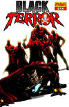 Cover Thumbnail for Black Terror (2008 series) #12 [Cover B - Stephen Sadowski]