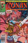 Cover Thumbnail for Conan the Barbarian (1970 series) #242 [Newsstand Edition]