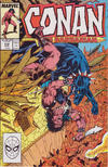 Cover for Conan the Barbarian (Marvel, 1970 series) #216 [Direct]