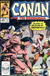 Cover for Conan the Barbarian (Marvel, 1970 series) #225 [Direct]