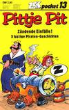 Cover for Zack Pocket (Koralle, 1980 series) #13 - Pittje Pit - Zündende Einfälle!