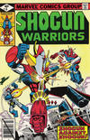 Cover for Shogun Warriors (Marvel, 1979 series) #6 [direct edition]