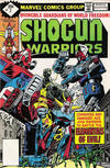 Cover for Shogun Warriors (Marvel, 1979 series) #2 [non-newsstand bagged]
