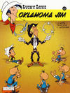 Cover for Lucky Luke (Hjemmet / Egmont, 1991 series) #65 - Oklahoma Jim [Reutsendelse bc 382 01]