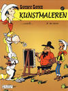 Cover for Lucky Luke (Hjemmet / Egmont, 1991 series) #67 - Kunstmaleren