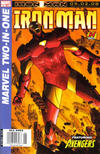 Cover Thumbnail for Marvel Two-In-One (2007 series) #10 [Newsstand Edition]
