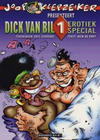 Cover for Joop Klepzeiker Presenteert Dick van Bil Erotiek Special (Rechtdoorzee mijl op 7, 2001 series) #1