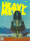 Cover for Heavy Metal Magazine (Heavy Metal, 1977 series) #v2#5 [Newsstand]