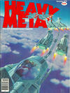 Cover Thumbnail for Heavy Metal Magazine (1977 series) #v3#8 [Newsstand]
