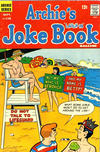Cover for Archie's Joke Book Magazine (Archie, 1953 series) #128