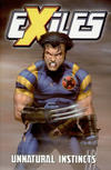 Cover for Exiles (Marvel, 2002 series) #5 - Unnatural Instincts