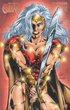 "Cover Thumbnail for Alan Moore's Glory (2001 series) #1 [Haley ""Fierce"" Cover]"