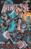 Cover for Avengelyne: Bad Blood (Avatar Press, 2000 series) #1 [Vigil]