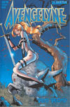 Cover for Avengelyne: Bad Blood (Avatar Press, 2000 series) #2 [Moline]