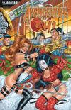 Cover for Avengelyne/Shi (Avatar Press, 2001 series) #1 [Al Rio]