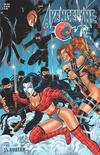 Cover for Avengelyne/Shi (Avatar Press, 2001 series) #1/2 [Al Rio]