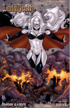 Cover Thumbnail for Brian Pulido's Lady Death: Abandon All Hope (2005 series) #4 [Premium]